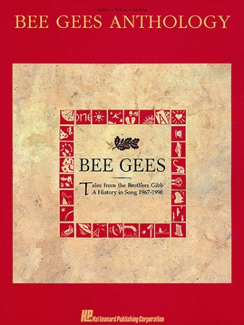 Bee Gees: Anthology: Piano Vocal Guitar