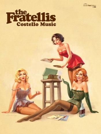 Fratellis: Costello Music: Guitar Tab