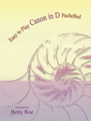 Easy To Play Canon In D: Piano (Mayhew Ed)