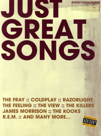 Just Great Songs : Vol1: Piano Vocal Guitar