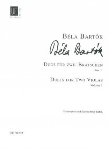 Duets Vol1: Viola