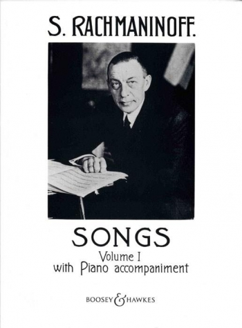 Songs With Piano Accompaniment: Vol 1: Low Voice