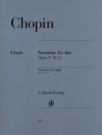 Nocturne Op.9/2 Eb Major: Piano (Henle)