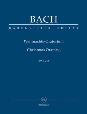 Christmas Oratorio: Bwv248: Miniature Score