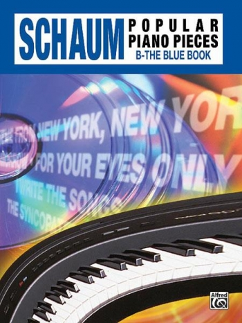 Schaum Popular Piano Pieces: B: Blue