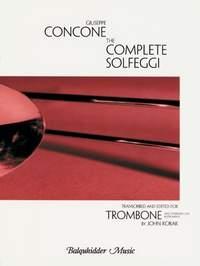 Concone: The Complete: Trombone