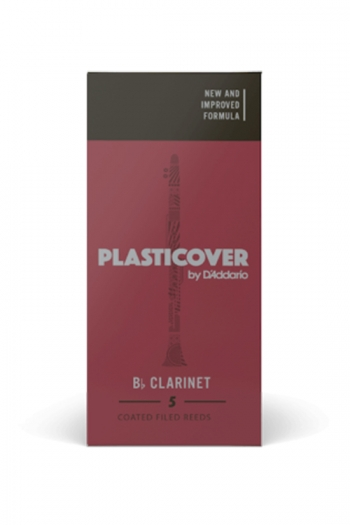 Plasticover Bb Clarinet Reeds