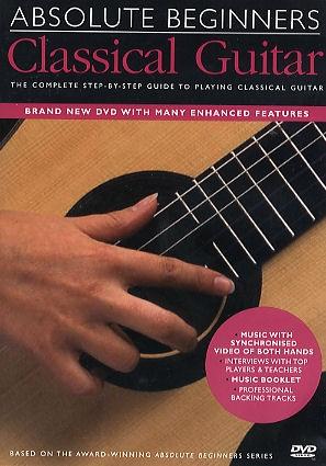 Absolute Beginners Classical Guitar: DVD
