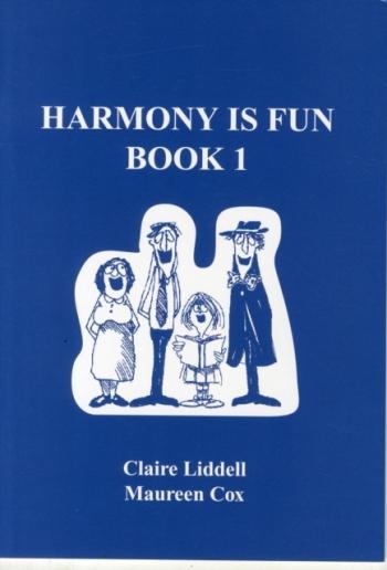 Harmony Is Fun Book 1 (Cox)