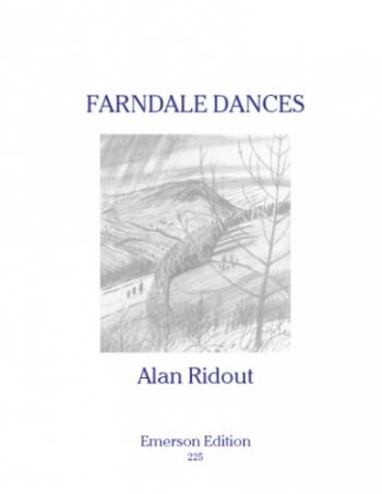Farndale Dances Piccolo  (Emerson)