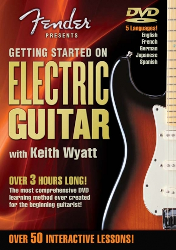 Getting Started On Electric Guitar With Keith Wyatt