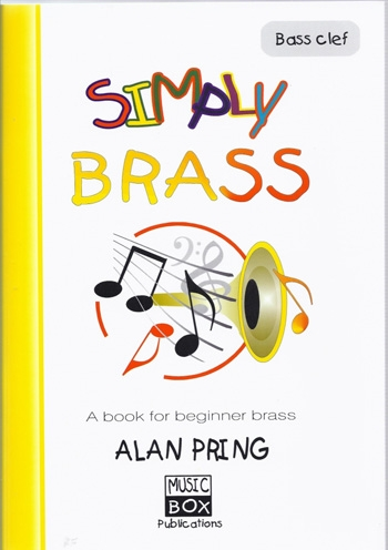 Simply Brass: Bass Clef  (pring)