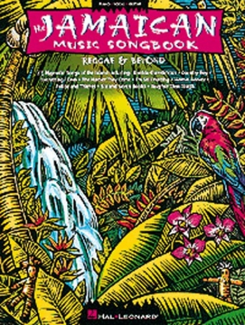 Jamaican Music Songbook Reggae and Beyond