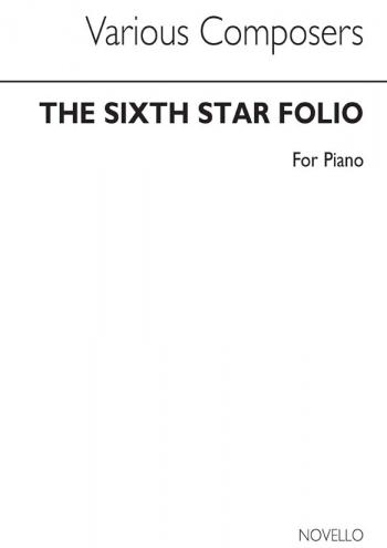 Sixth Star Folio Of PianoForte Music