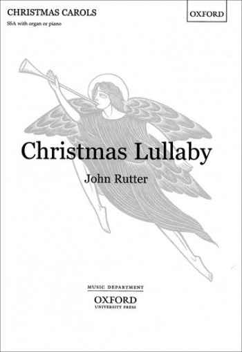 Christmas Lullaby: Vocal: SSA (OUP)