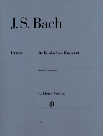 Italian Concert: Piano  (Henle)