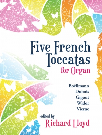 Five French Toccatas: Organ