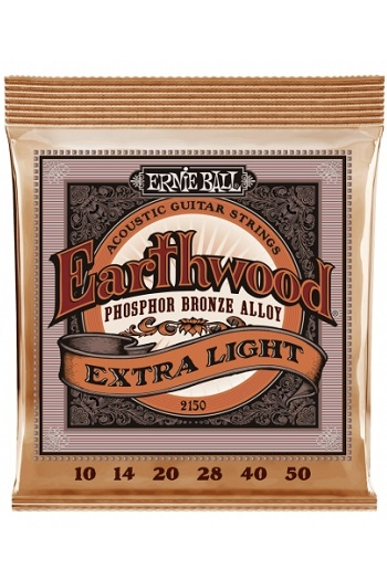 Ernie Ball Earthwood Phospher Bronze Extra Light