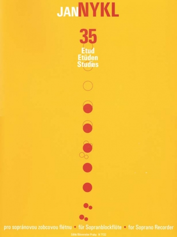 35 Studies For Soprano Recorder