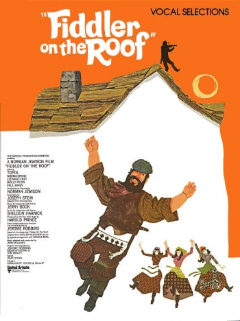 Fiddler On The Roof: Vocal Selection