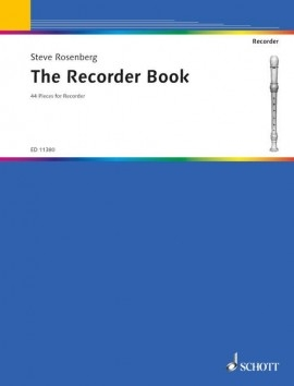 The Recorder Book : 44 Pieces for Recorder Consort 1-5 Recorders
