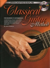 Progressive Classical Guitar Method: Book & CD