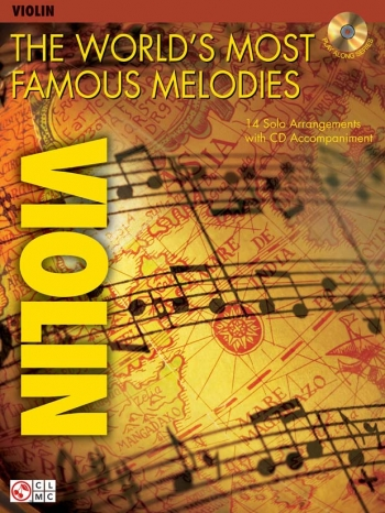 Worlds Most Famous Melodies: Violin