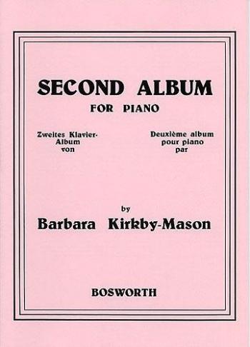 Second Album: Piano