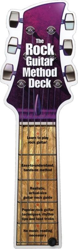 The Rock Guitar Method Deck