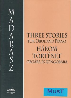 Three Stories: Oboe & Piano