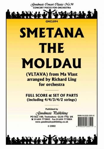 Orch/smetana/moldau (vltava)/orchestra/scandpts (ling)
