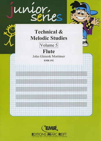Technical and Melodic Studies 5: Flute