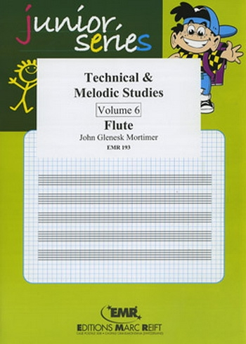 Technical and Melodic Studies 6: Flute
