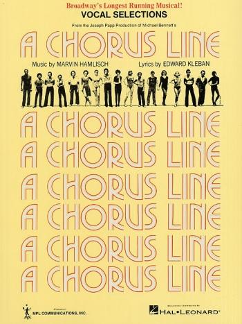 Chorus Line: Vocal Selections
