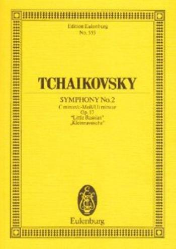 Symphony No.2: C Minor Op17: Miniature Score