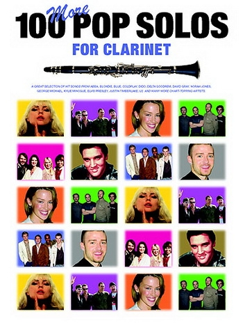 More 100 Pop Solos: Clarinet