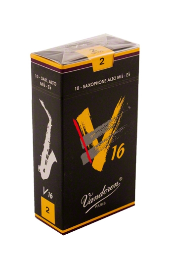 Vandoren V16 Alto Saxophone Reeds