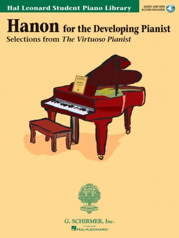 For The Developing Pianist: Hal Leonard