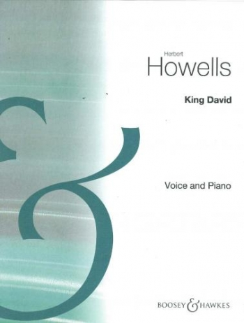 King David In E Minor: Voice And Piano - English (B&H)