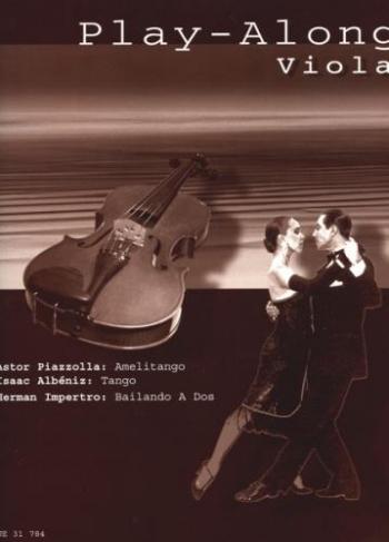 Play Along Viola:  Bk&cd