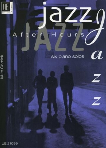 Jazz After Hours: Piano Solo