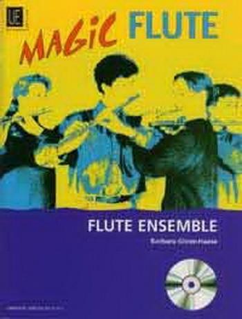 Magic Flute: Quartet: Book & Cd (Haase) (Universal Edition)