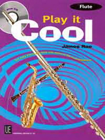 Play It Cool: Flute: Book & CD