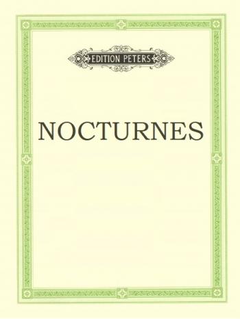 Nocturnes: Piano Solo: Various