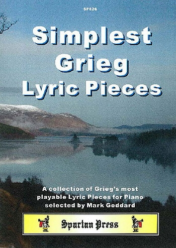 Simplest Grieg Lyric Pieces