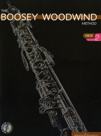 Boosey Woodwind Method: Oboe: Book 2 Book & CD