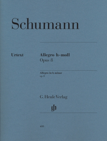 Allegro: B Minor: Op.8: Piano  (Henle Ed)