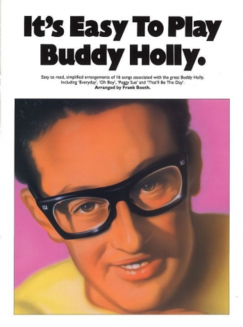 Its Easy To Play Buddy Holly: Piano Vocal Guitar
