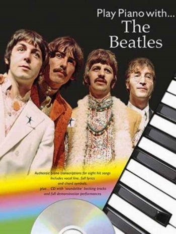 Beatles: Play Piano With The Beatles