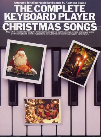 Complete Keyboard Player: Christmas Songs
